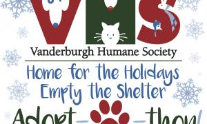 Empty the Shelter Adopt-A-Thon Dates Announced!